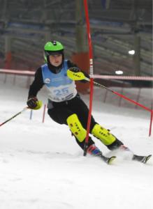Sydney Terry Joins Excel Race Academy