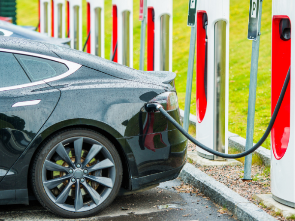 demand for evs